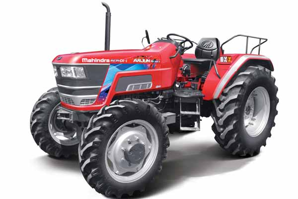 Mahindra launches Arjun NOVO 4WD - the most technologically advanced 57 HP tractor