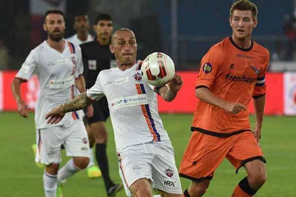 FC Pune City vs Delhi Dynamos - Players to watch out for