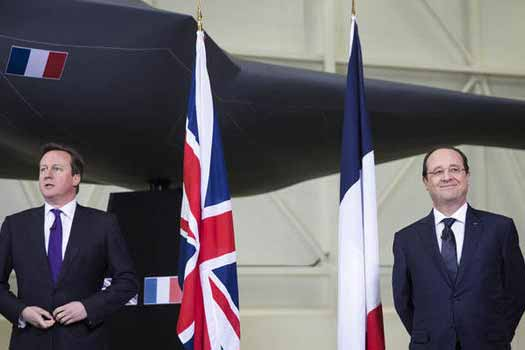 France to UK: Back integrated EU or quit