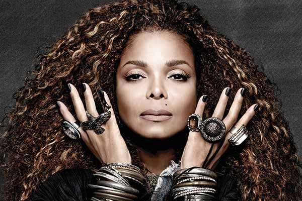 Janet Jackson's comeback album Unbreakable makes to top of America's Billboard