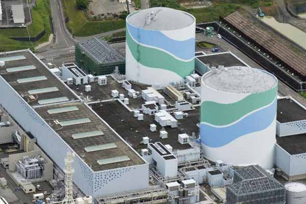 Japan to restart second nuclear reactor on October 15