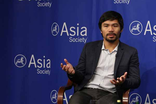 Asia Society: Manny Pacquiao on his fight for the people