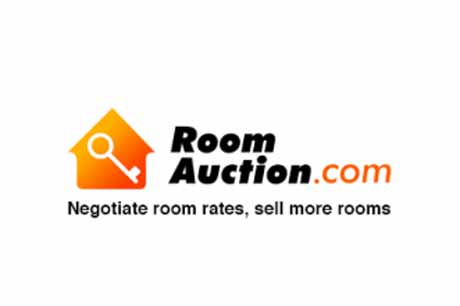 RoomAuction.com hotel-booking site; Fresh approach for booking hotel rooms