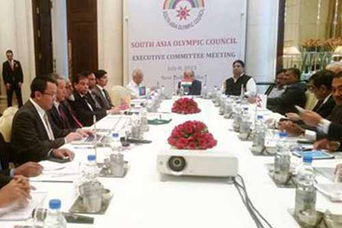 South Asian Games pushed to February next year