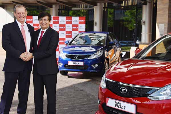 Tata Motors launches two new cars – the Bolt hatchback and sedan in South Africa