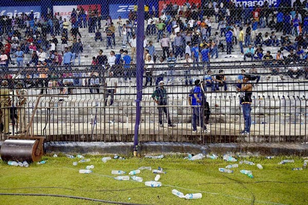 India vs South Africa T20 Match: Unruly crowd, disrupted game twice