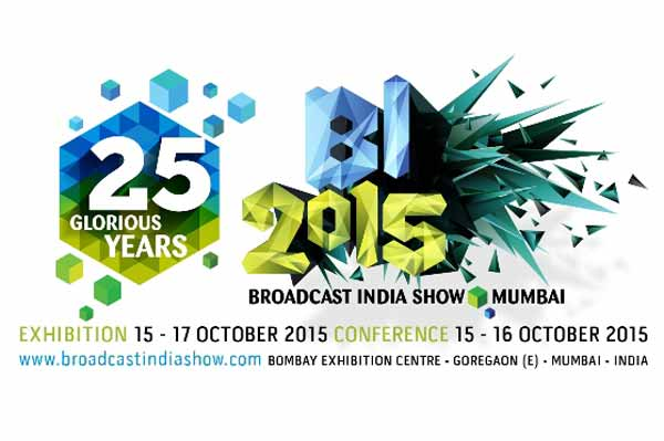 'Broadcast India Show': 550 companies from 35 Nations to take part