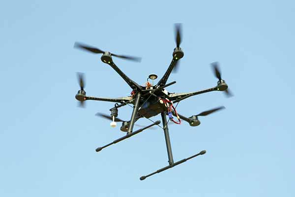 Drones that will transport organs; Gurgaon hospital working on the technology