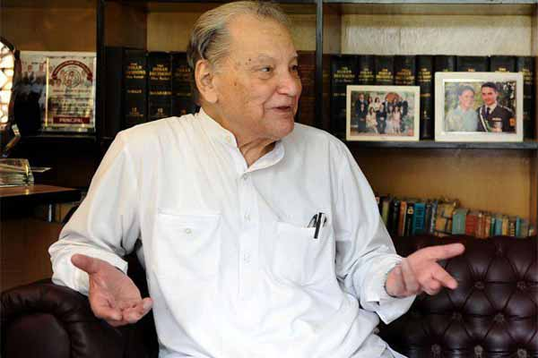 Justice (retd) Javed Iqbal, son of Allama Iqbal, passes away at the age of 91