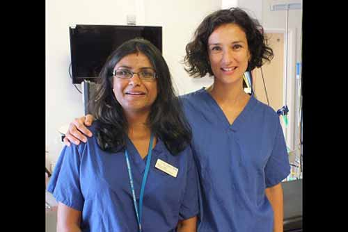 Indian-origin leading British female surgeon sexism in UK