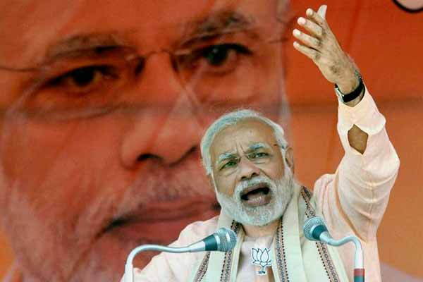 Cong slams PM for highlighting foreign tours in Mann Ki Baat