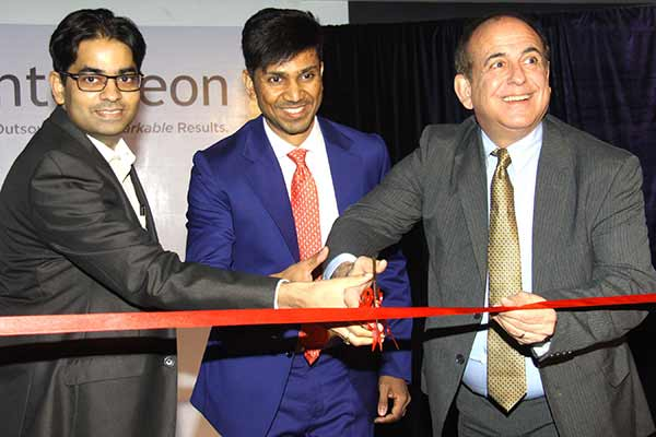 Bob Gogel, global CEO of Integreon inaugurated new office in Mumbai