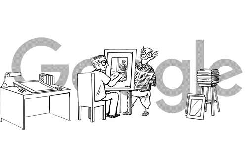 Google pays tribute to legendary cartoonist RK Laxman