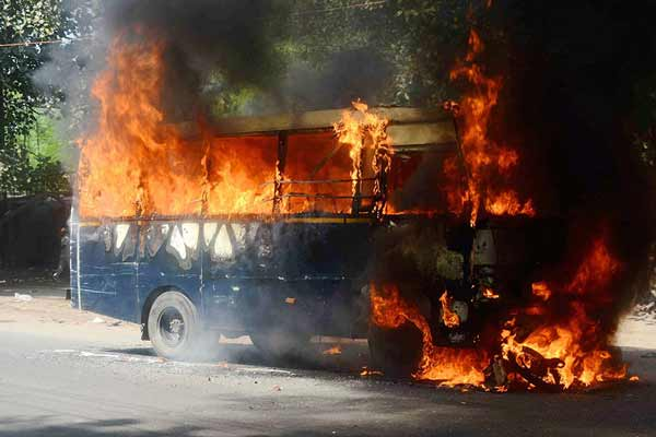 Dalit vehicles burnt by Caste Hindus; Temple fest turns violent in Madurai