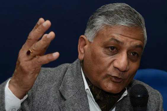 Food crisis faced by Indians in Saudi Arabia; Gen VK Singh to visit Saudi