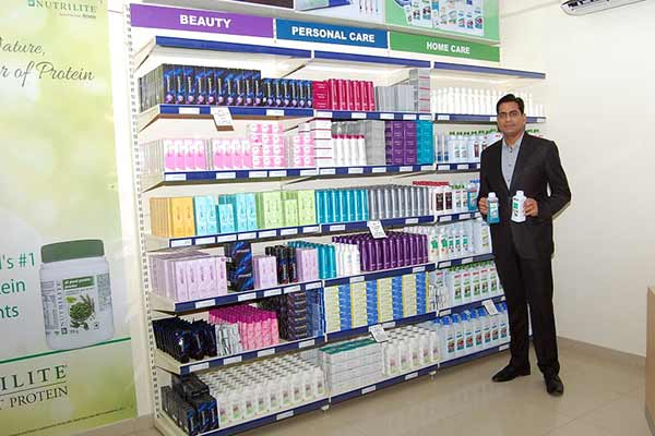 Amway India upgrades its office in Pimpri to an Express Pick-up Centre