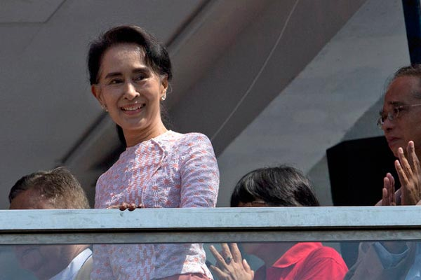 Myanmar elections: Ruling party chief concedes defeat to Suu Kyi's opposition