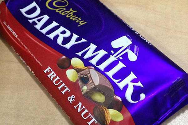 Cadbury Fruit and Nut recipe to change after 90 years
