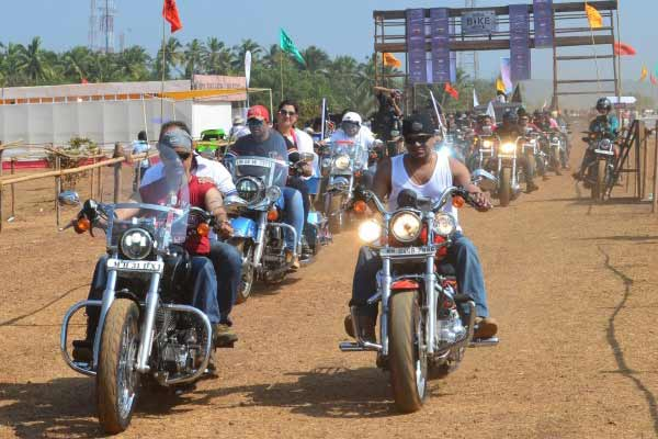 Ticket Sales are now LIVE for the Fourth Edition of Asia's largest Biking Festival, INDIA BIKE WEEK (IBW) 2016
