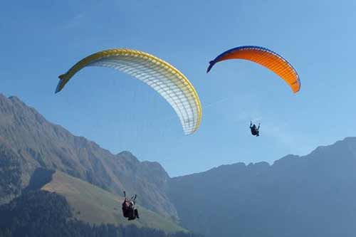 Paragliding World Cup: Hosting a competition coming of age for Himachal village