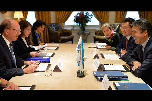 EBRD, government agree to boost investment in road sector in Kazakhstan