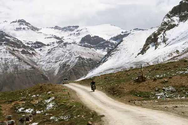 A Heaven to be explored; Road to Leh