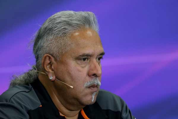 Force India in talks with Aston Martin, Johnnie Walker