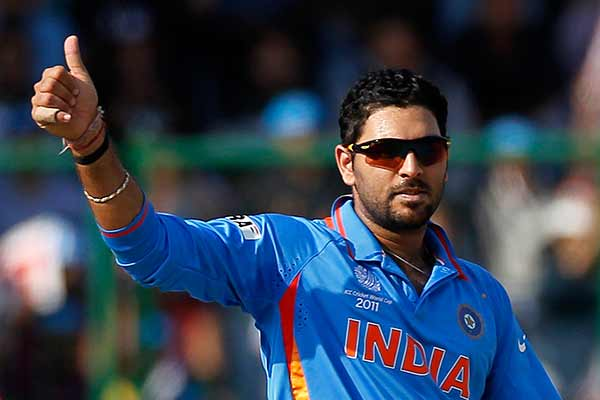 Yuvraj's father feels marriage to Hazel will bring Yuvraj back in Indian team