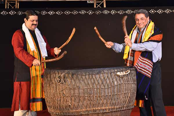 'Samvaad 2015'- The second edition of the Tribal Conclave inaugurated by Tata Steel