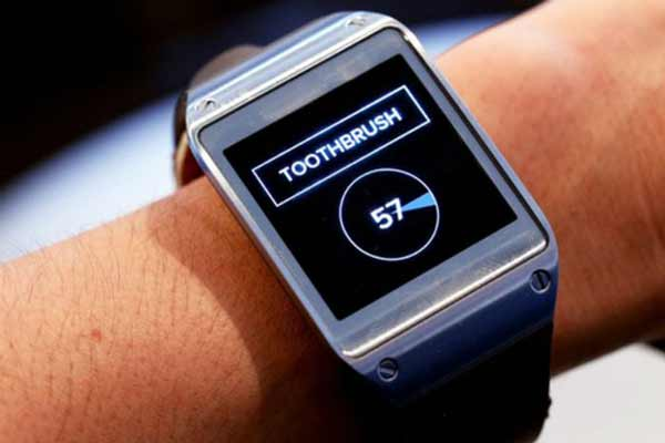 New technology enable smartwatches to detects objects touched by user