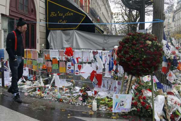 Paris's Bataclan Music Hall attack: Third bomber identified states police