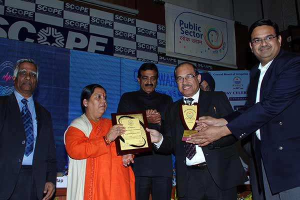 EESL bags award for excellence in promotion of energy efficiency
