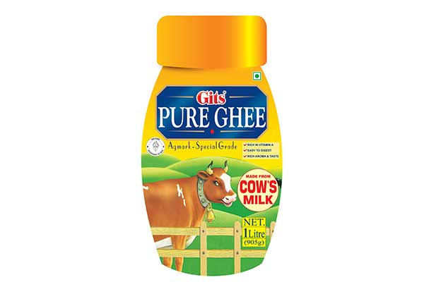 Induce the goodness of Pure Cow Ghee to combat harsh winters