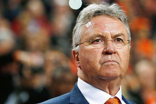 Guus Hiddink appointed as interim Chelsea manager until end of season