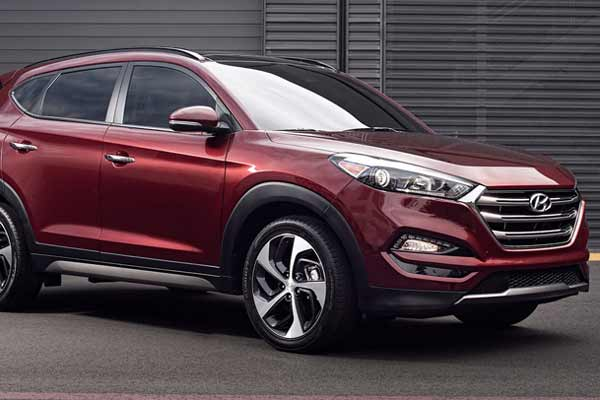 Hyundai's Tucson anchored firm in a tough class