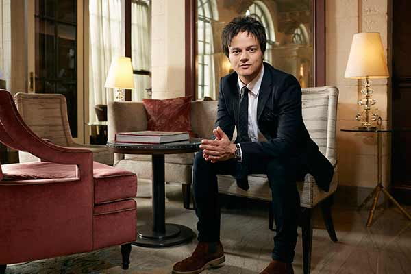 St. Regis Hotels & Resorts introduces Jamie Cullum as its newest St. Regis Connoisseur