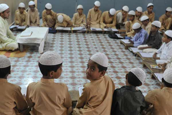 Connecting Madarsa to Sarva Shiksha Abhiyan