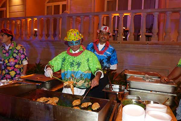 Mexican Fiesta at Everyshine - Keys Prima, Mahabaleshwar