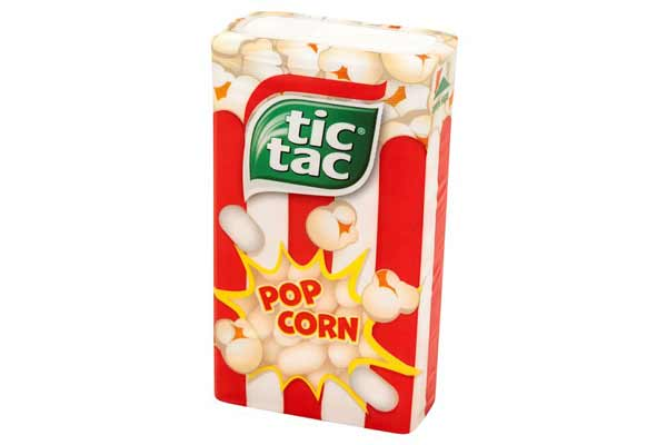 Your favourite 'Popcorn' now available in a Mint!