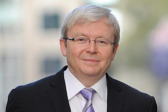 Kevin Rudd on China in 2016