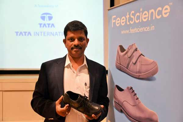 Bachi Shoes Ltd, a subsidiary of Tata International, launches 'FeetScience'