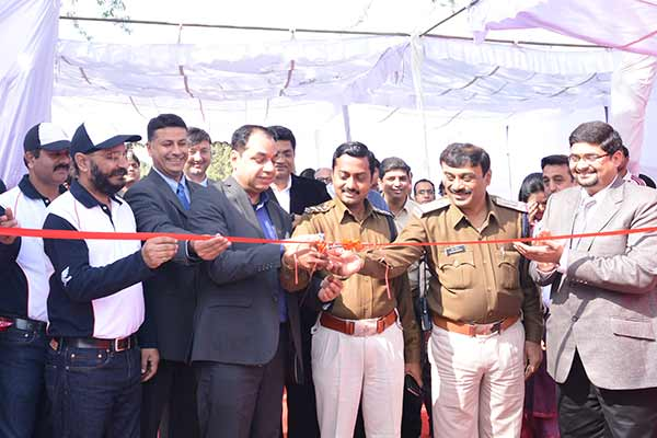 Honda gives Indore a new address for safe riding