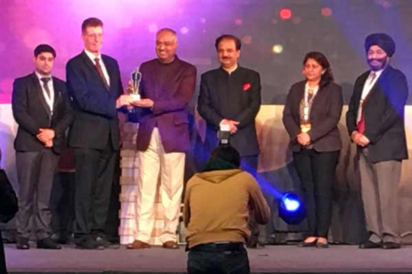 "Hyatt Regency Gurgaon adds ""2016 Best MICE Hotel -North India"" to a growing list of national and international awards"