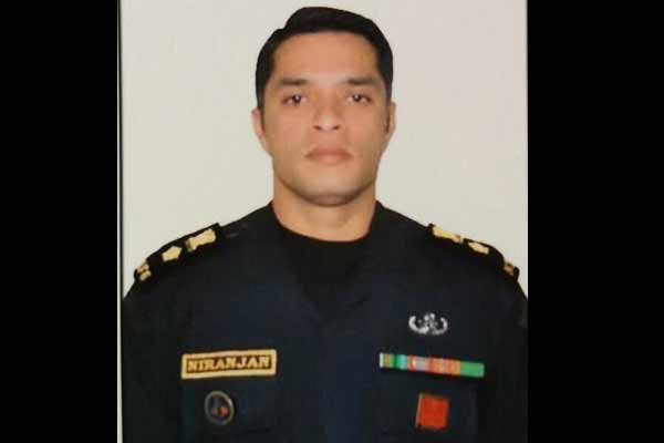 Pathankot attack: How brave Lieutenant Colonel Niranjan of NSG was martyred