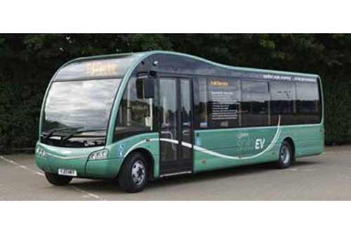 Optare ups the ante with a doubling of EVs' range