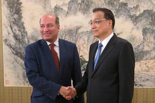China becomes EBRD member as Suma Chakrabarti visits Beijing