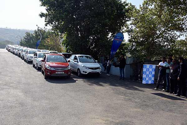 Zest from Tata Motors enters the Asia Book of Records
