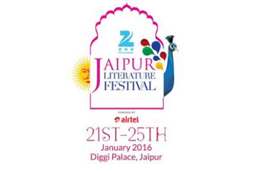 The city of dreams to dazzle at the 9th ZEE Jaipur Literature Festival!