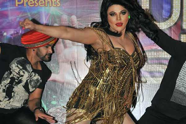 "2016 Success of the single ""Party Punjabi Style"" with Rakhi Sawant, Daler Mehndi & DJ Sheizwood Ashish"