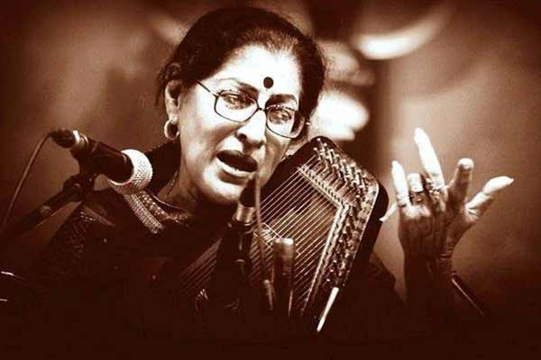 Padma Vibhushan Gaan Saraswati Kishoritai Amonkar to receive 16th Uttam Vag-Geykar Jialal Vasant award on 27th February at Ajivasan, Juhu